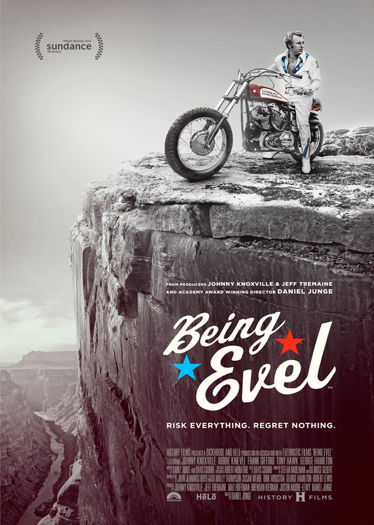 Being Evel – March 19th