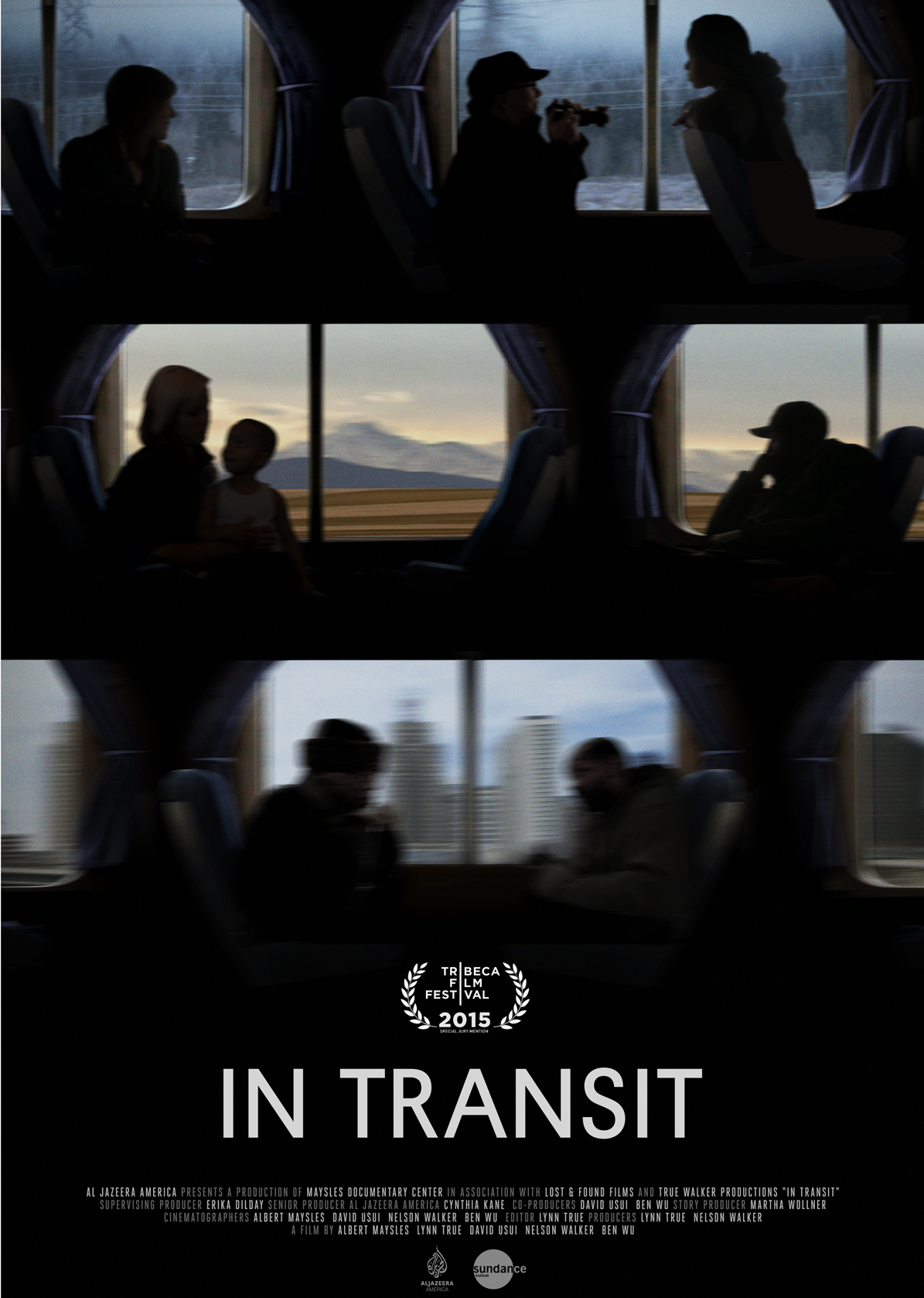 In Transit – Nov. 15th