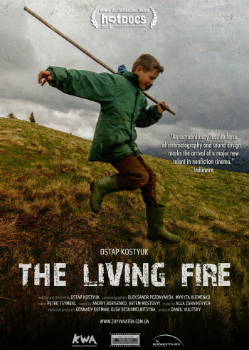The Living Fire – Jan. 7th