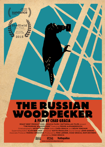 The Russian Woodpecker – Oct. 5th