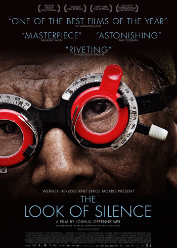 The Look of Silence – Nov. 5th