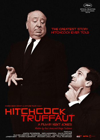 Hitchcock/Truffaut – Jan. 21st