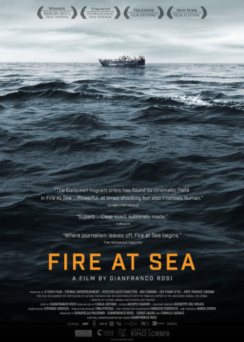 Fire at Sea – Nov. 20