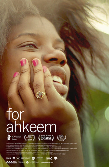 For Ahkeem – Oct. 8th