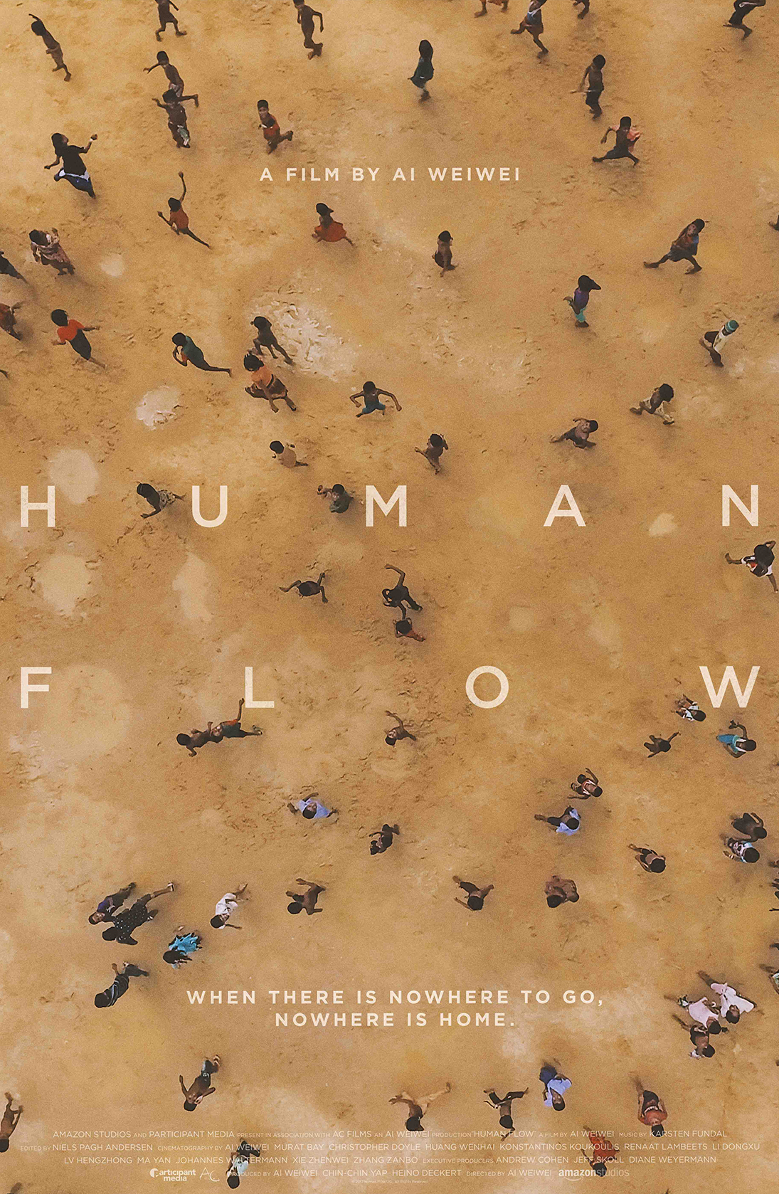 Human Flow – Nov. 19th