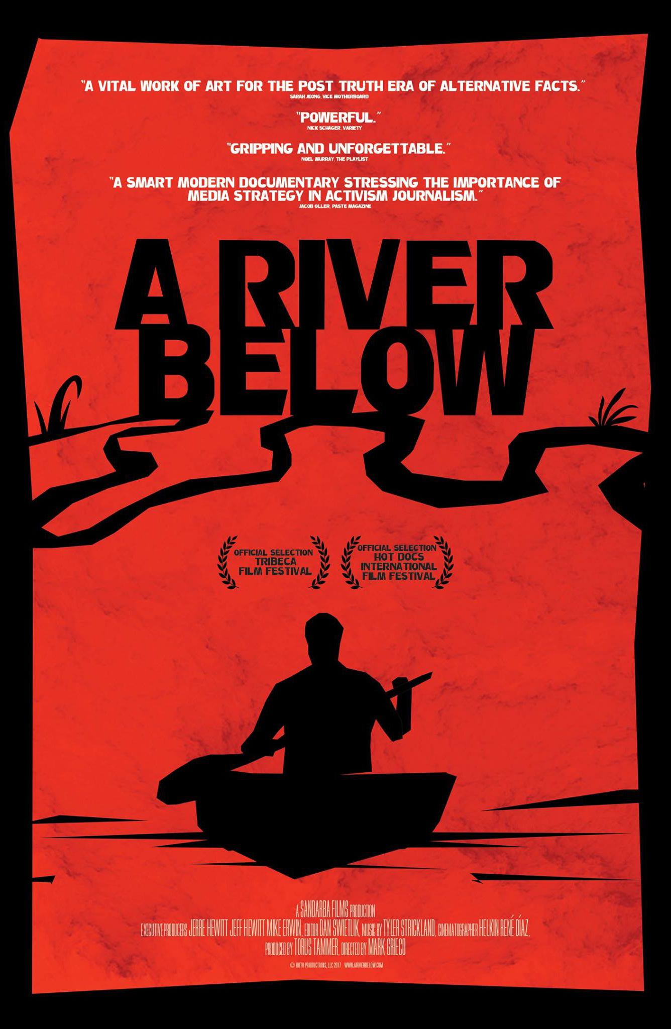 A River Below – Jan. 4th