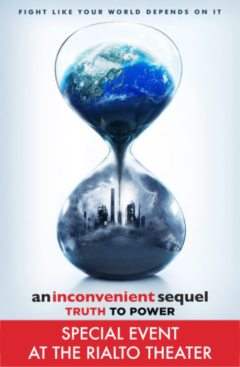 An Inconvenient Sequel – Jan. 28th