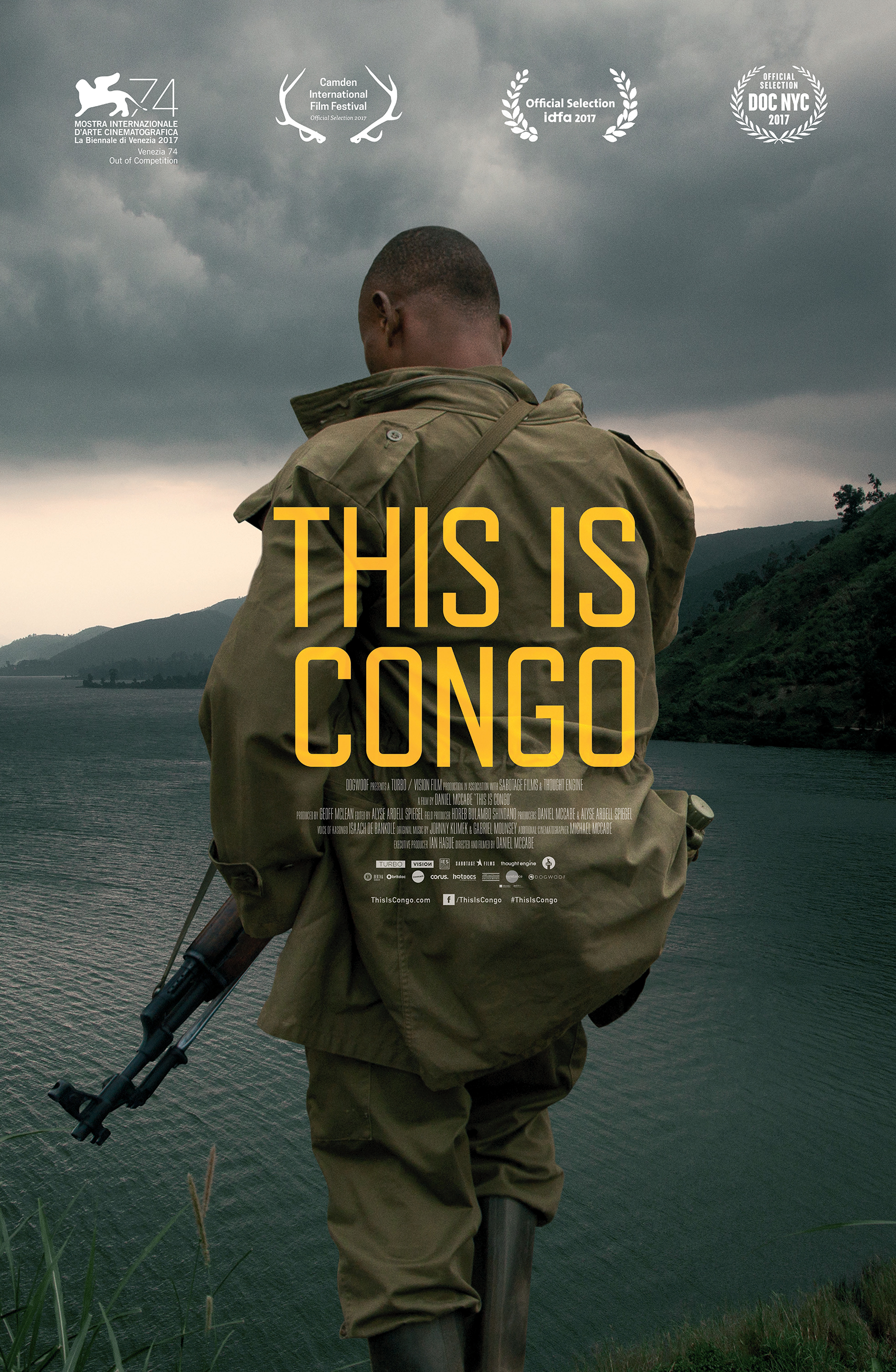 This is Congo – Mar. 4th