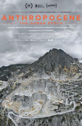 Anthropocene – Nov. 21st