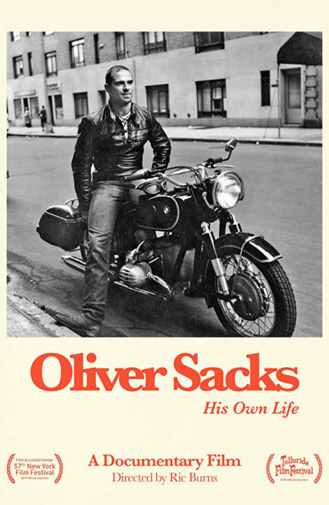Oliver Sacks: His Own Life – Mar. 5th